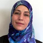 Photo of Maisaa Haj-Ahmad.